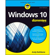 Windows 10 For Dummies (BOK)