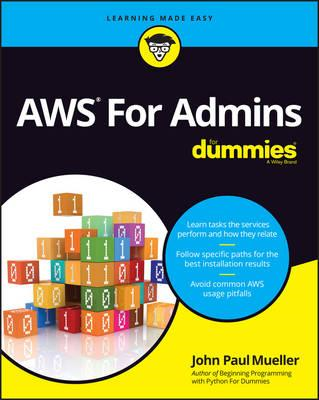 AWS For Admins For Dummies (BOK)
