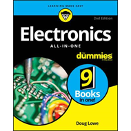 Electronics All-in-One For Dummies (BOK)