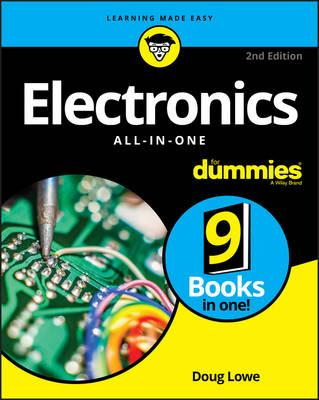 Electronics All-In-One for Dummies, 2nd Edition (BOK)