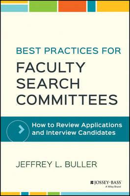 Best Practices for Faculty Search Committees (BOK)