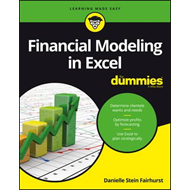 Financial Modeling in Excel For Dummies (BOK)