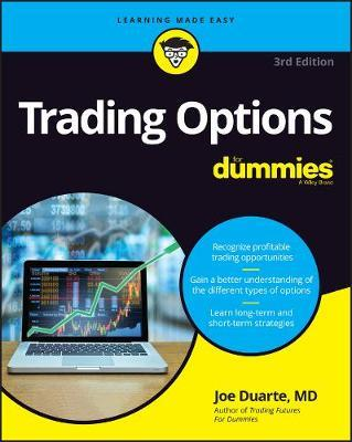 Trading Options For Dummies (BOK)