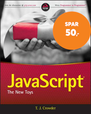 JavaScript - The New Toys (BOK)