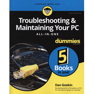 Troubleshooting and Maintaining Your PC All-in-One For Dummi (BOK)