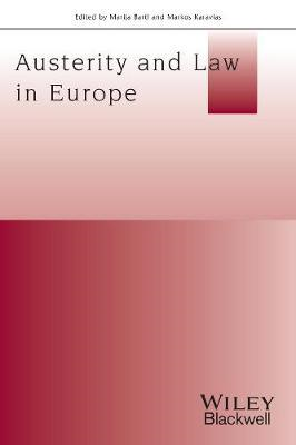 Austerity And Law In Europe (BOK)