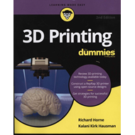 3D Printing For Dummies (BOK)