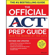 Official ACT Prep Guide, 2018 (BOK)