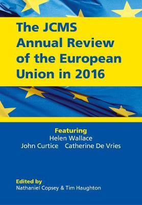 JCMS Annual Review of the European Union in 2016 (BOK)