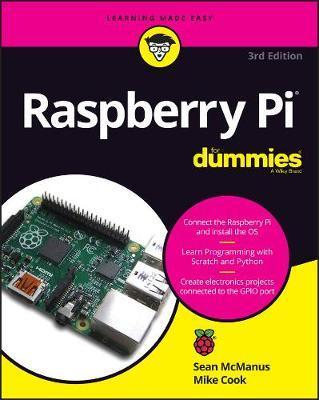 Raspberry Pi For Dummies (BOK)
