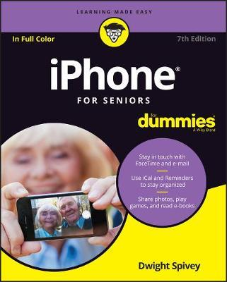 iPhone For Seniors For Dummies (BOK)