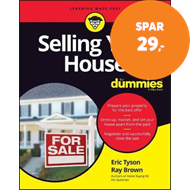 Produktbilde for Selling Your House For Dummies (BOK)