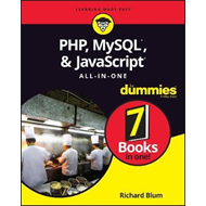 PHP, MySQL, & JavaScript All-in-One For Dummies (BOK)