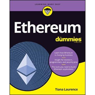 Produktbilde for Ethereum For Dummies (BOK)