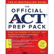 Official ACT Prep Pack with 5 Full Practice Tests (3 in Offi (BOK)