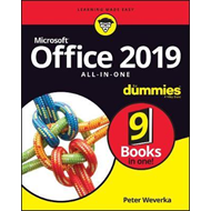 Office X For Dummies All-In-One (BOK)