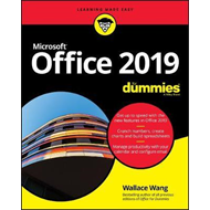 Office 2019 For Dummies (BOK)
