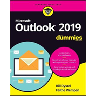 Outlook 2019 For Dummies (BOK)