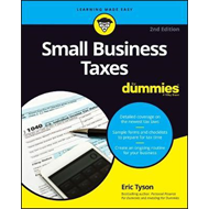 Small Business Taxes For Dummies (BOK)