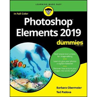 Photoshop Elements 2019 For Dummies (BOK)