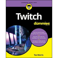 Produktbilde for Twitch For Dummies (BOK)