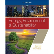 Energy, Environment, and Sustainability, SI Edition (BOK)