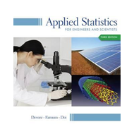 Applied Statistics for Engineers and Scientists (BOK)