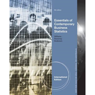 Essentials Of Contemporary Business Statistics (BOK)
