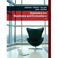 Statistics for Business and Economics (BOK)