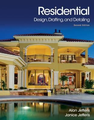 Residential Design, Drafting, and Detailing (BOK)