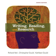 Writing, Reading, and Research (BOK)