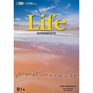 Life Intermediate with DVD (BOK)