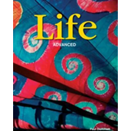 Life Advanced with DVD (BOK)