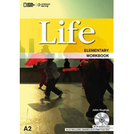 Life Elementary: Workbook with Key and Audio CD (BOK)