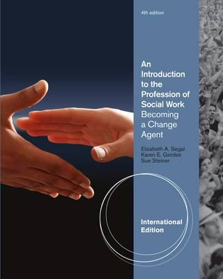An Introduction to the Profession of Social Work (BOK)