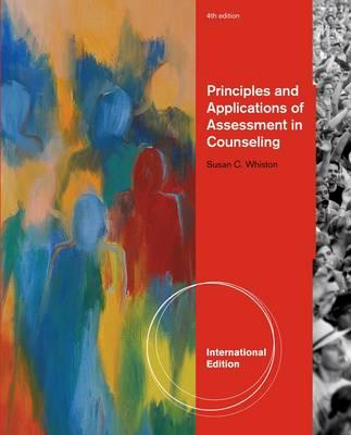 Principles and Applications of Assessment in Counseling (BOK)