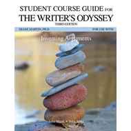 Student Course Guide for The Writer's Odyssey (BOK)
