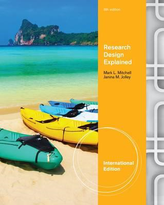 Research Design Explained (BOK)