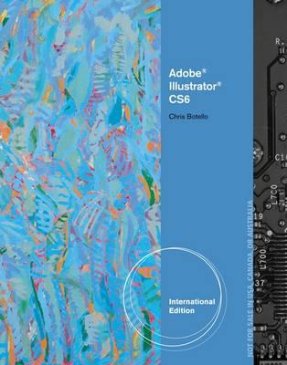 Adobe Illustrator CS6 Illustrated (BOK)