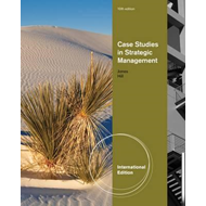 Case Studies in Strategic Management (BOK)