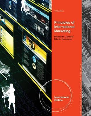 Principles Of International Marketing (BOK)