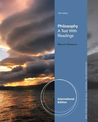 Philosophy: A Text with Readings (BOK)