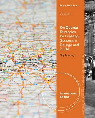 On Course, Study Skills Plus Edition, International Edition (BOK)