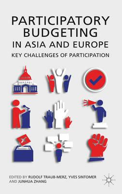 Participatory Budgeting in Asia and Europe: Key Challenges of Participation (BOK)