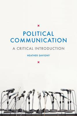 Political Communication (BOK)