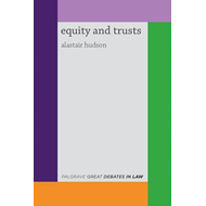Great Debates in Equity and Trusts (BOK)