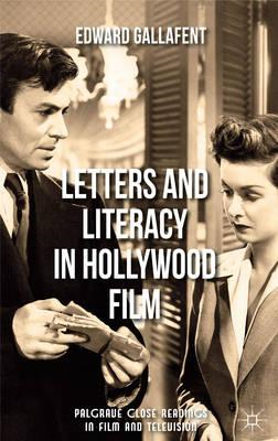 Letters and Literacy in Hollywood Film (BOK)