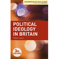 Political Ideology in Britain (BOK)
