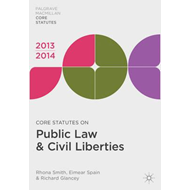 Core Statutes on Public Law and Civil Liberties: 2013-14 (BOK)