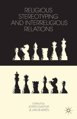 Religious Stereotyping and Interreligious Relations (BOK)